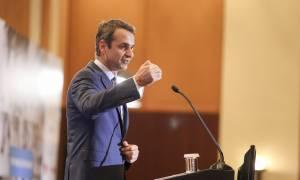 Μητσοτάκης: Ο Τσίπρας κτίζει μεθοδικά τη δική του διαπλοκή