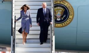 Στις Βρυξέλλες ο Τραμπ - To μήνυμά του στους συμμάχους του στο ΝΑΤΟ