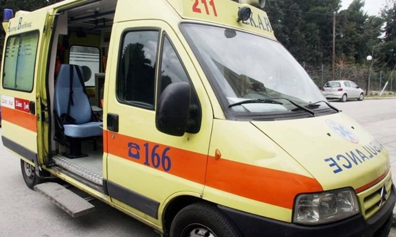 Πανικός στο Ηράκλειο: Ανήλικη έπεσε στο κενό