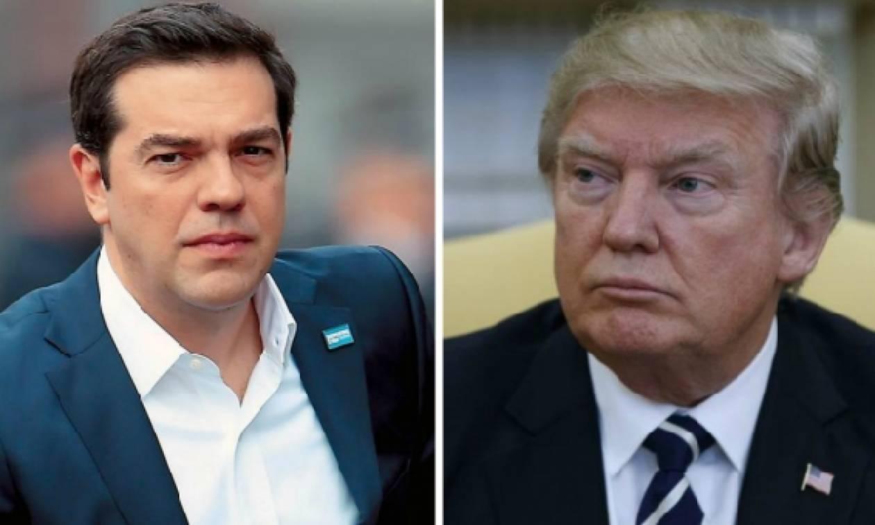 Συνάντηση Τσίπρα – Τραμπ την Πέμπτη στις Βρυξέλλες