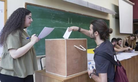 Με επεισόδια διεξήχθησαν οι φοιτητικές εκλογές - Πρώτη δύναμη η ΔΑΠ-ΝΔΦΚ