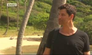 Survivor: Το δώρο του Ρουβά στους παίχτες πριν φύγει από την παραλία τους