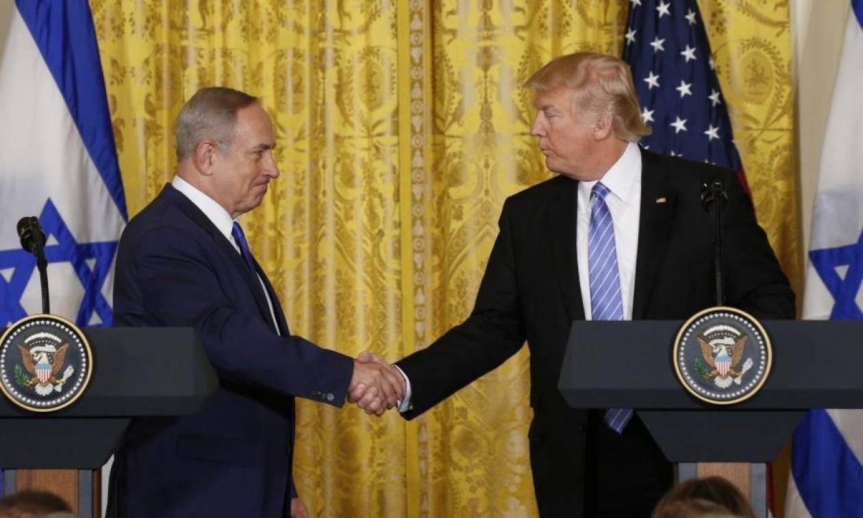 Ισραήλ: Την αύξηση της αμερικανικής στρατιωτικής βοήθειας ανακοίνωσε ο Νετανιάχου
