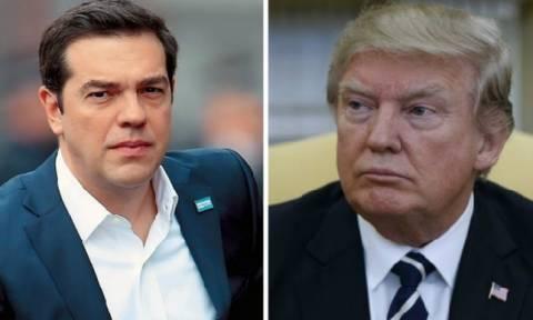 В Брюсселе состоится встреча  Алексиса Ципраса и Дональда Трампа