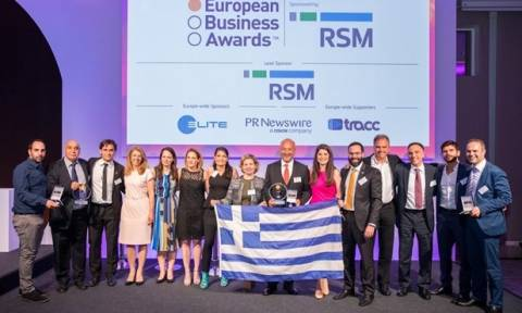 «AB Βασιλόπουλος» стала одной из 12 лучших компаний Европы