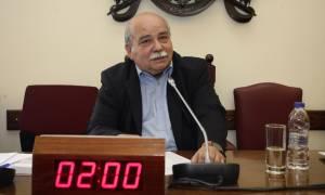 «Καρφιά» Βούτση σε Σόιμπλε: Δεν θα ανεχόμαστε για πολύ ακόμα αυτή την αδιέξοδη πολιτική
