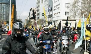 Απεργούν κούριερ και ντελιβεράδες σήμερα Πέμπτη 25 Μαΐου