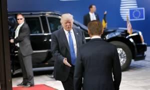 Ισχυρό μήνυμα Τραμπ για το ΝΑΤΟ προσδοκούν στις Βρυξέλλες οι ευρωπαίοι ηγέτες