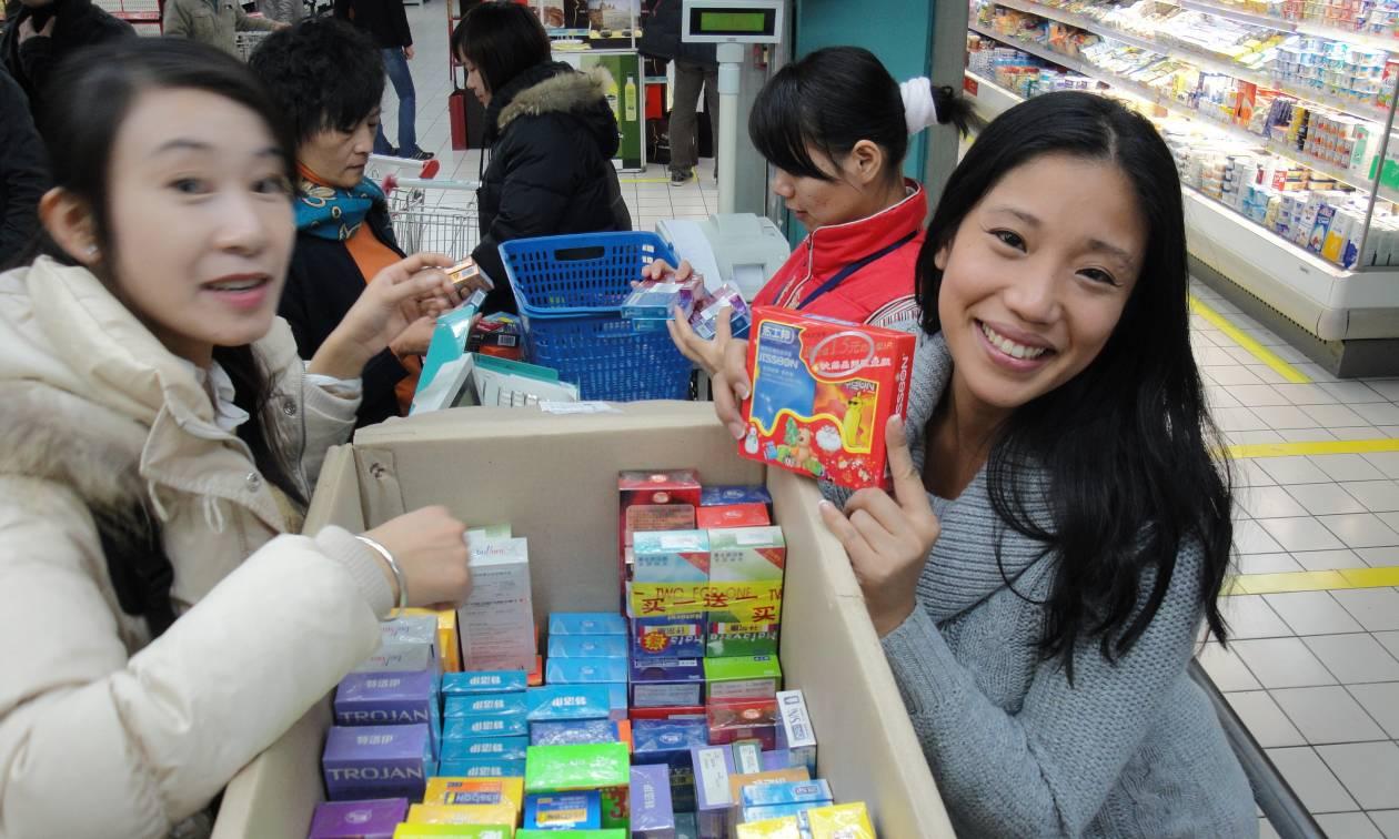 Σε κινεζικά χέρια «περνούν» τα προφυλακτικά