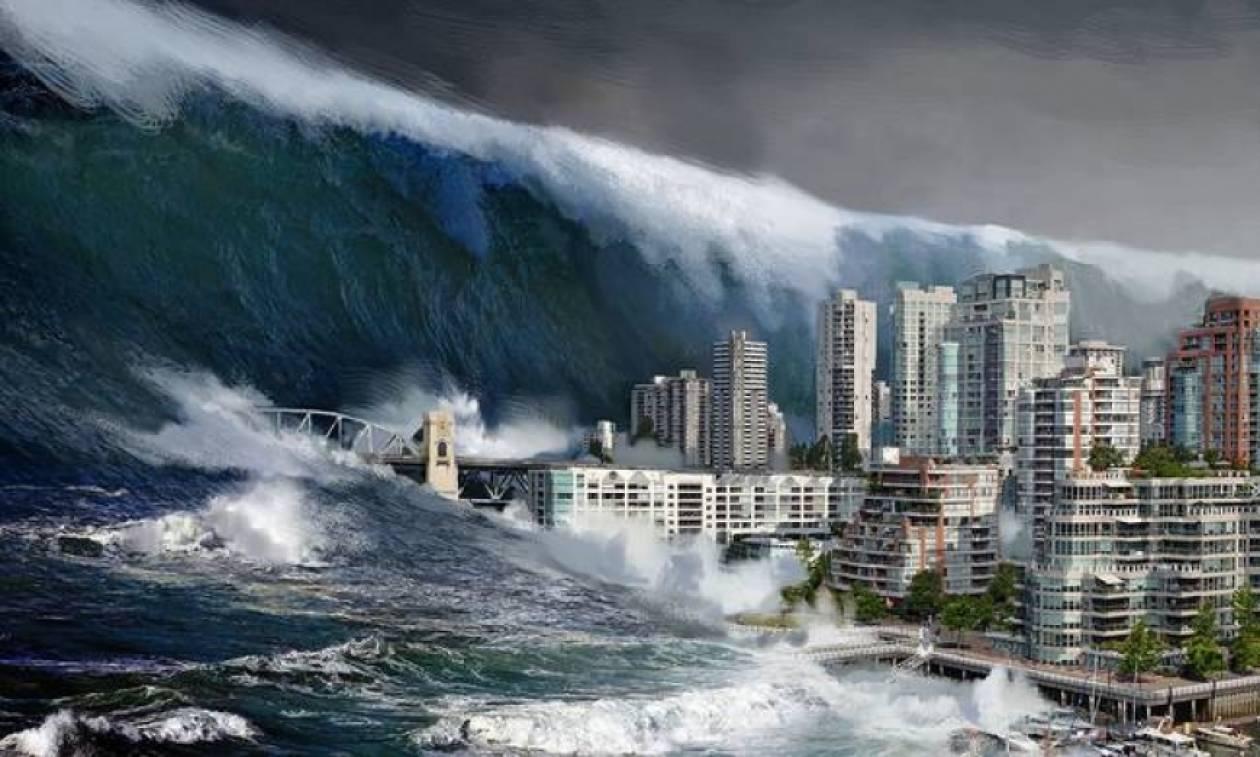 Είδηση-βόμβα: Η Ελλάδα στην πρώτη δεκάδα διεθνώς για «χτύπημα» από τσουνάμι