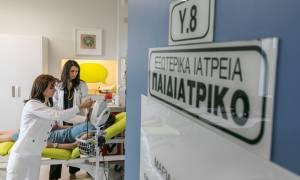 Νέο Τμήμα Επειγόντων Περιστατικών για παιδιά στο Καρπενήσι από τον Όμιλο ΟΤΕ