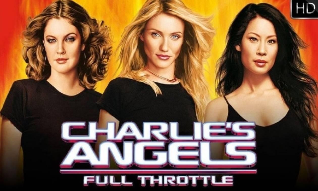 Οι Άγγελοι του Τσάρλι επιστρέφουν!