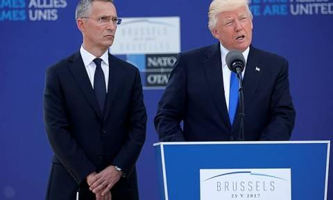 Трамп заявил об исходящих от России угрозах для НАТО