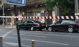 Λουκάς Παπαδήμος: Αυτό είναι το αυτoκίνητο στο οποίο επέβαινε (pics+vid)