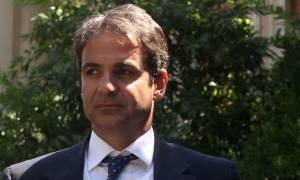 Μητσοτάκης: Πρώτη προτεραιότητα η αντιμετώπιση της τρομοκρατίας