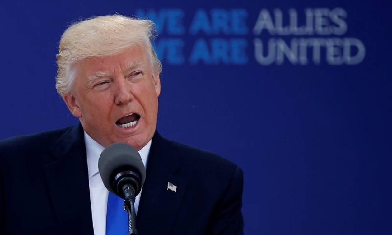 Τραμπ: Τα μέλη του ΝΑΤΟ να πληρώσουν όσα οφείλουν