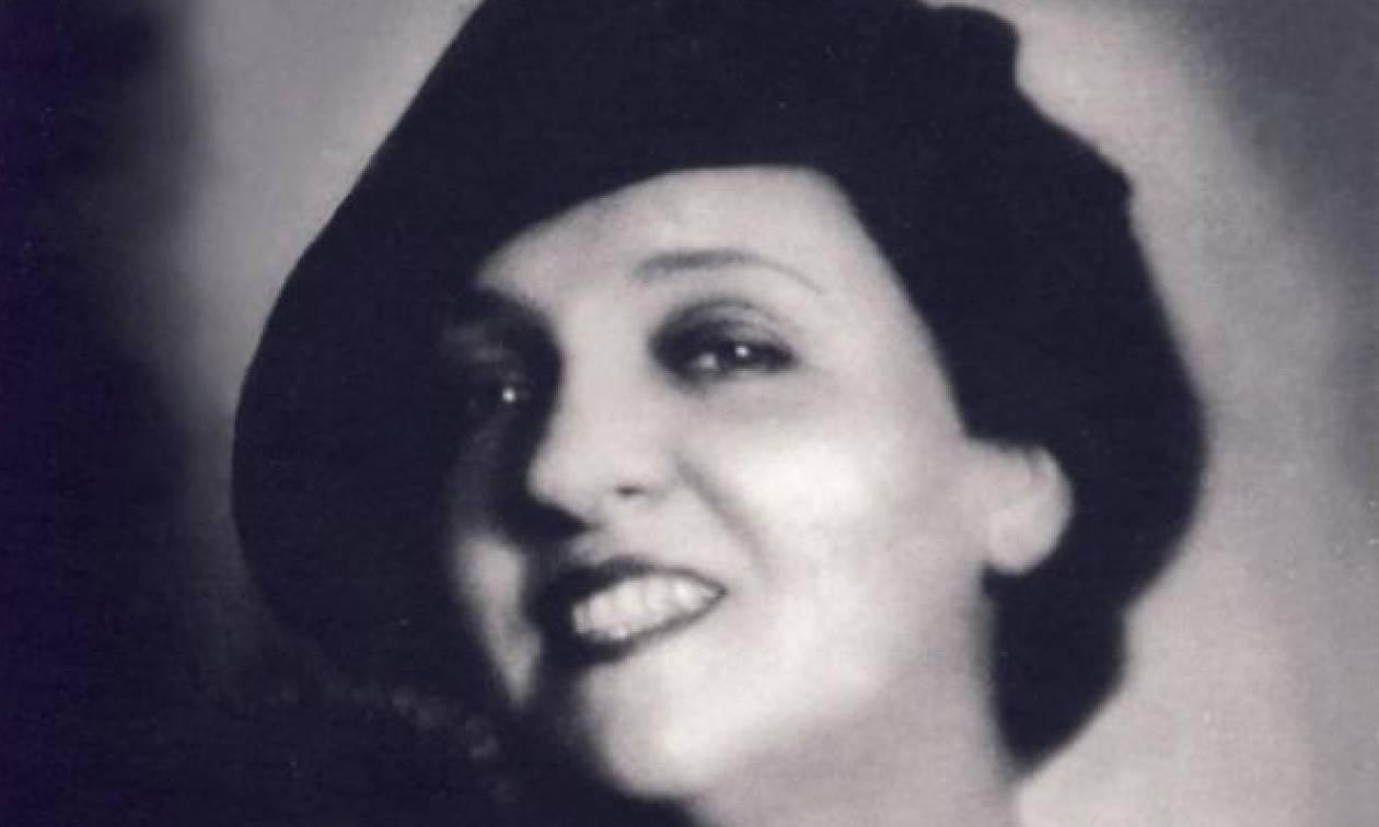 Σαν σήμερα το 1978 πέθανε η ηθοποιός Κυβέλη Ανδριανού