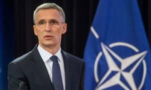 Στόλτενμπεργκ: Ο Τραμπ είναι δεσμευμένος στο ΝΑΤΟ