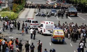 Το Ισλαμικό Κράτος πίσω από τις αιματηρές επιθέσεις στη Τζακάρτα της Ινδονησίας