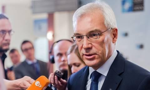 Грушко: Россия обеспокоена увеличением военного бюджета в США в рамках НАТО