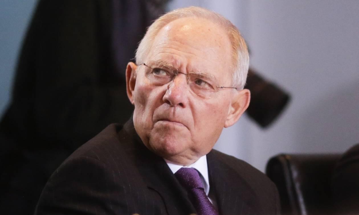 «Αυτά είναι τα κόλπα του Σόιμπλε για την Ελλάδα»
