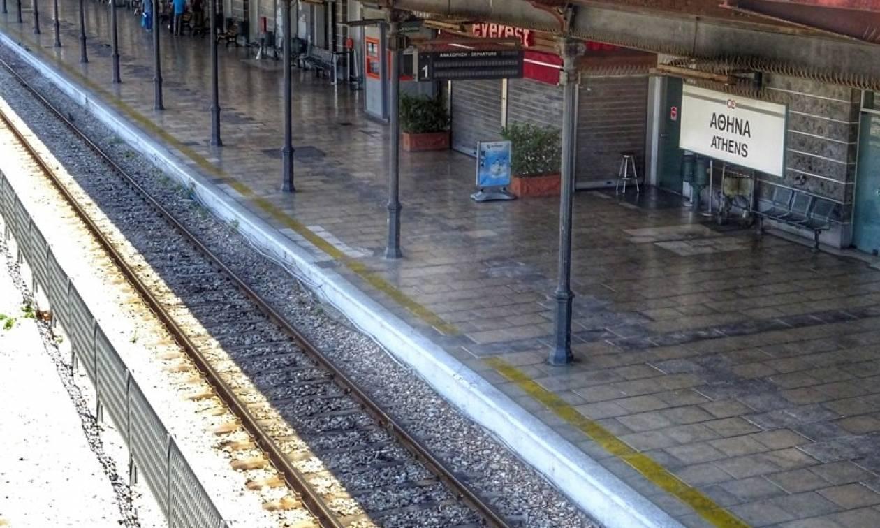 ΤΡΑΙΝΟΣΕ: Χωρίς τρένα για τρεις ημέρες η χώρα λόγω απεργίας