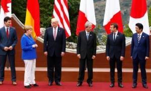 Ιταλία-G7: Μία Σύνοδος όλο απροσδόκητα γεγονότα...
