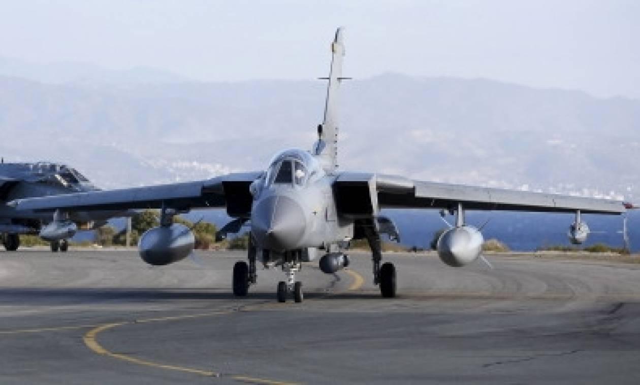 «Με αγάπη από το Μάντσεστερ»: Η βόμβα της πολεμικής Βρετανικής Αεροπορίας για το ISIS