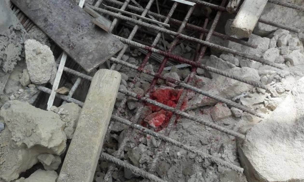 Μεροκάματα «τρόμου» για 40χρονο στο Ηράκλειο: Έπεσε από ύψος τεσσάρων μέτρων