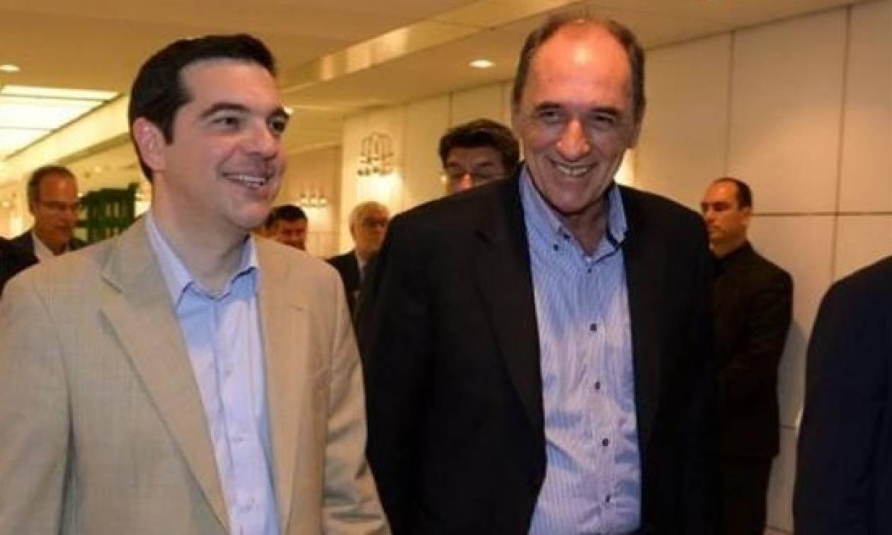 Συνάντηση Τσίπρα με Σταθάκη για τα θέματα ενέργειας