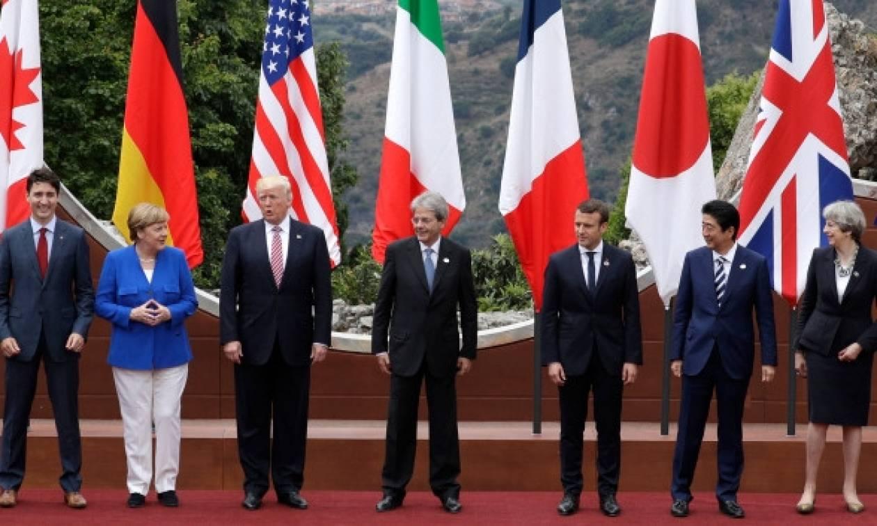 G7: Διακήρυξη για την ασφάλεια και την καταπολέμηση της τρομοκρατίας