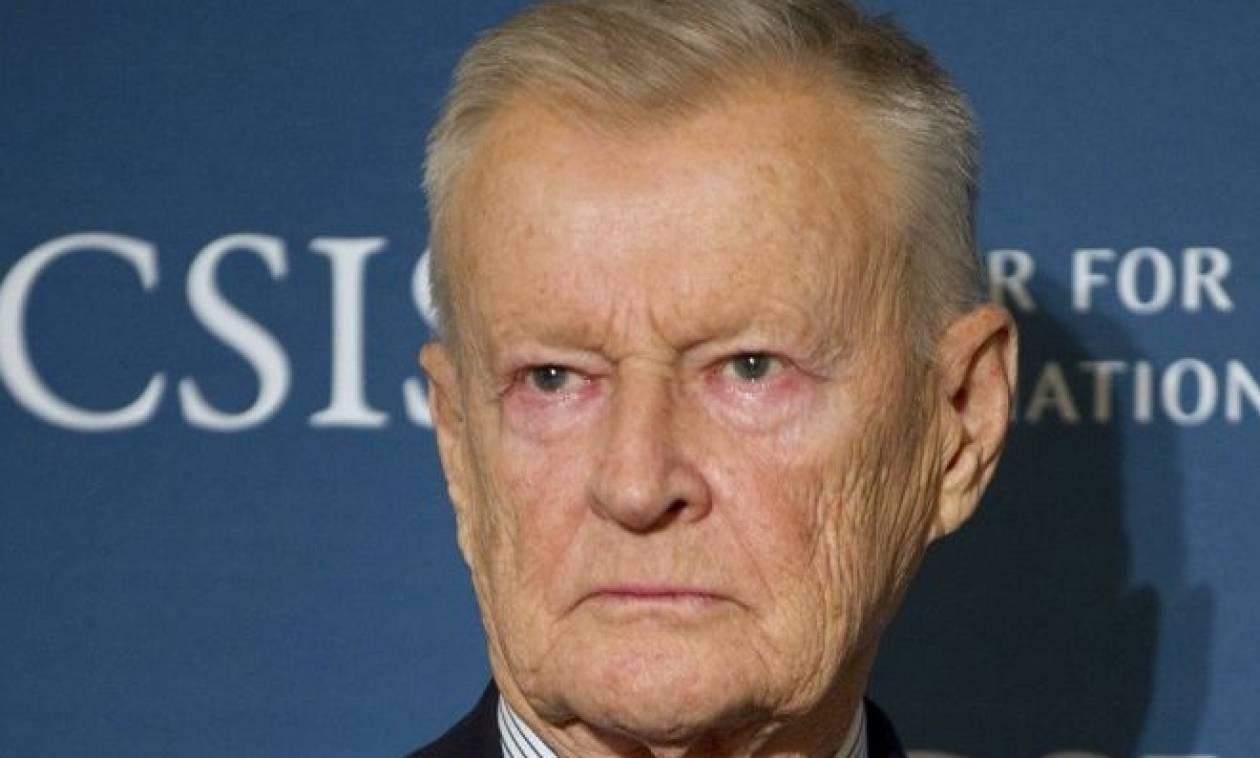 «Έφυγε» σε ηλικία 89 ετών ο Ζμπίγκνιου Μπρεζίνσκι