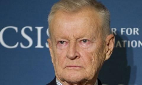 «Έφυγε» σε ηλικία 89 ετών ο Ζμπίγκνιου Μπρζεζίνσκι