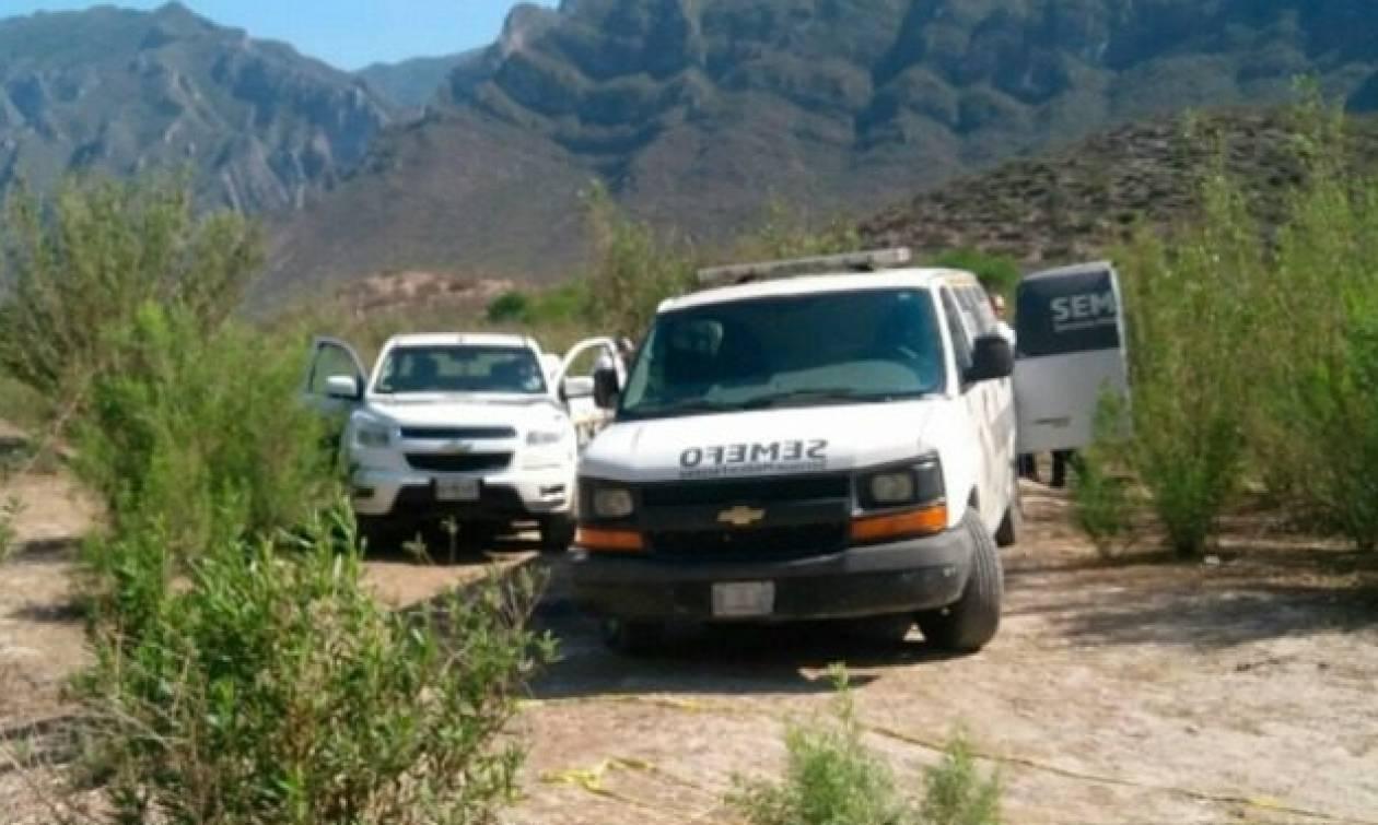 Φρίκη στο Μεξικό: Ανακάλυψαν πέντε αποκεφαλισμένα πτώματα (Σκληρές εικόνες)