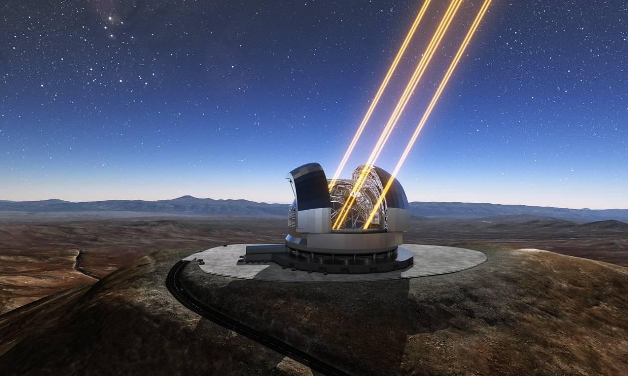 Επανάσταση στην Αστρονομία: Κατασκευάζεται το μεγαλύτερο τηλεσκόπιο του κόσμου