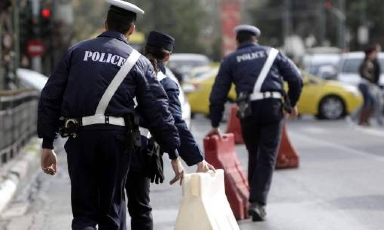Η Τροχαία ενημερώνει τους πολίτες: Αυτοί οι δρόμοι θα κλείσουν την Κυριακή στην Αθήνα