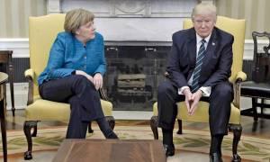 G7: Ακύρωσαν την συνέντευξη Τύπου Τραμπ - Μέρκελ