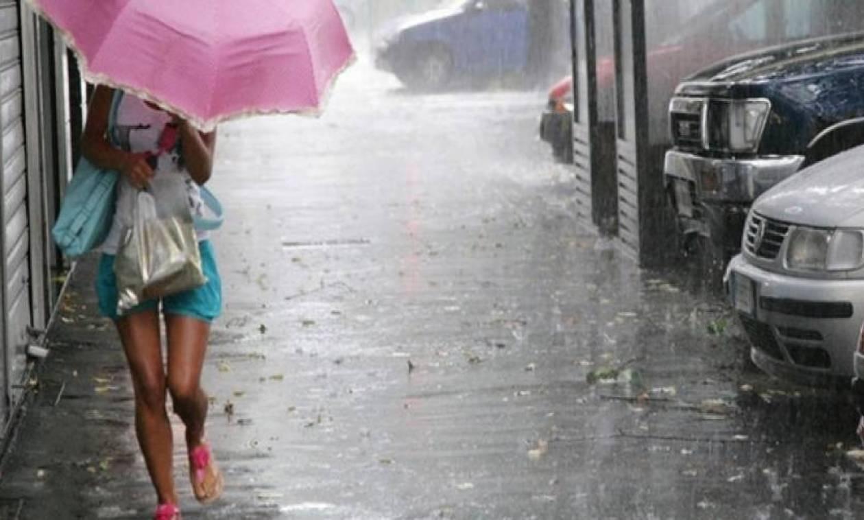 Καιρός ΕΜΥ: Βροχές και καταιγίδες σε ολόκληρη την χώρα την Κυριακή (28/5) – Αναλυτική πρόγνωση
