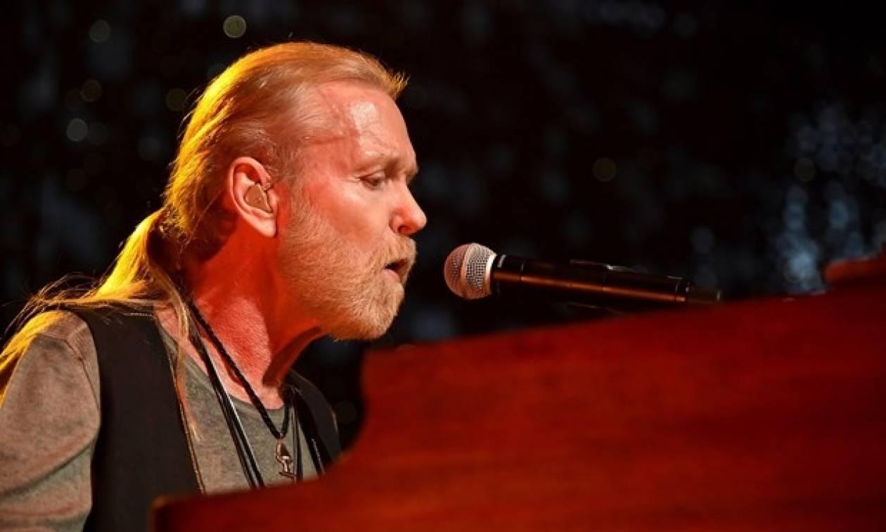 «Έφυγε» η εκφραστική φωνή του συγκροτήματος «Allman Brothers Band», Γκρεγκ Όλμαν