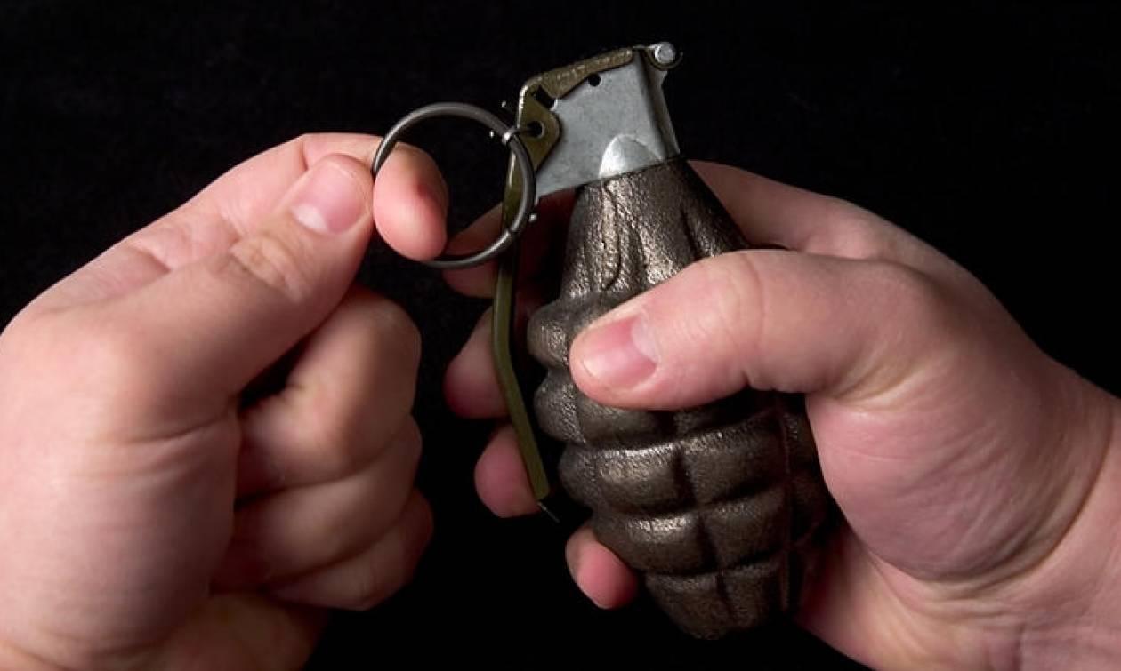 Ρόδος: Έσκασε πυροκροτητής χειροβομβίδας στα χέρια στρατιώτη
