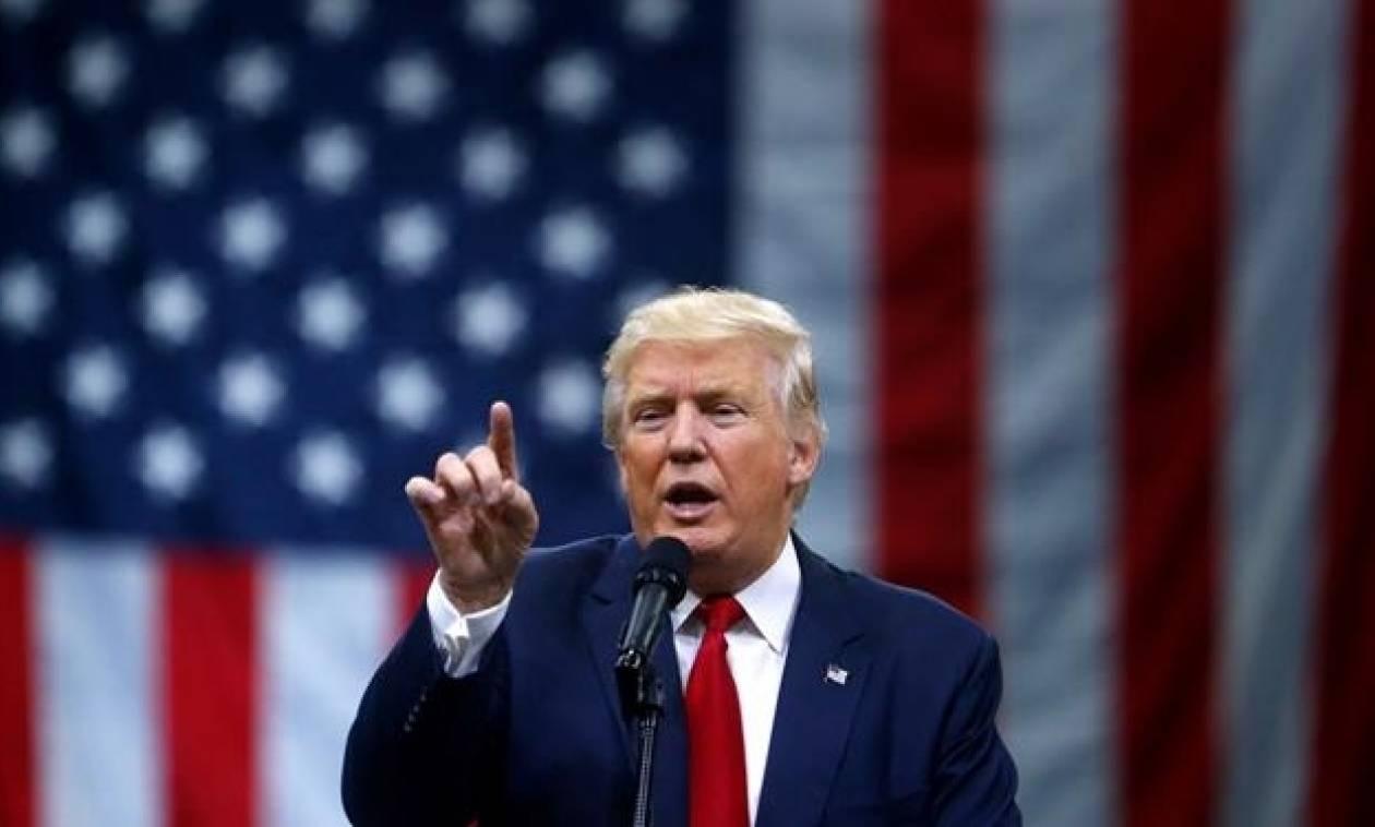 Τραμπ: Ψευδείς ειδήσεις οι «διαρροές» από τον Λευκό Οίκο