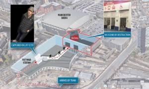 DW: Ξετυλίγεται το κουβάρι του τρομοκρατικού δικτύου που χτύπησε το Μάντσεστερ