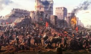 Σαν σήμερα το 1453 έγινε η Άλωση της Κωνσταντινούπολης