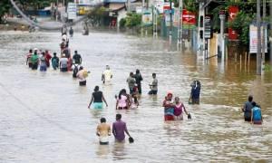 Τραγωδία χωρίς τέλος στη Σρι Λάνκα: 164 νεκροί από καταρρακτώδεις βροχές και κατολισθήσεις (vid)