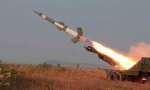 Νότια Κορέα: O πύραυλος που εκτόξευσε η Βόρεια Κορέα είχε μικρή ακτίνα δράσης
