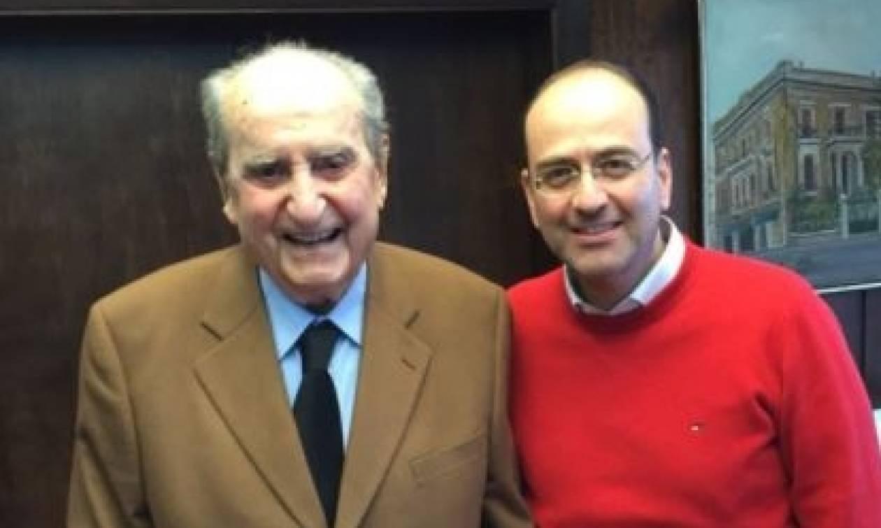 Κωνσταντίνος Μητσοτάκης - Λαζαρίδης: Ήσουν πάντα μπροστά απο την εποχή σου