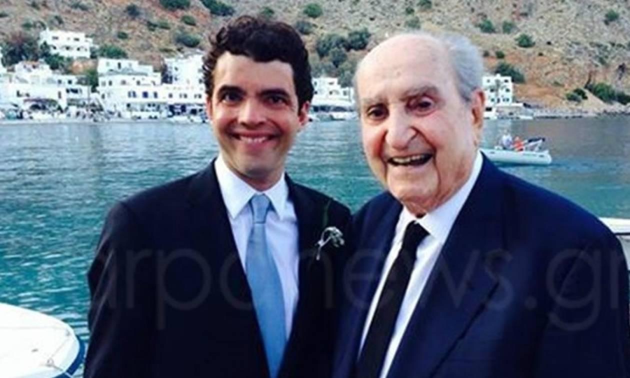 Κωνσταντίνος Μητσοτάκης: Ο εγγονός του ήταν συνεργάτης του Μακρόν (pics)
