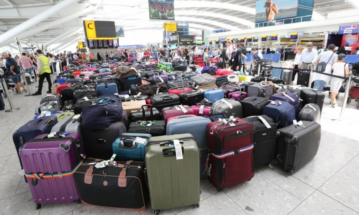 Χάος στο αεροδρόμιο Χίθροου: Τρίτη ημέρα ταλαιπωρίας των επιβατών της British Airways (Pics)