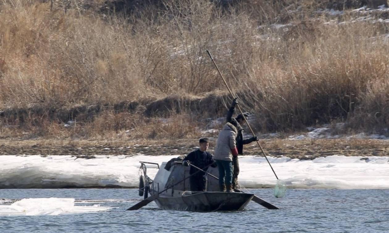 Έξι Βορειοκορεάτες ψαράδες ανακρίνονται από τις αρχές της Νότιας Κορέας