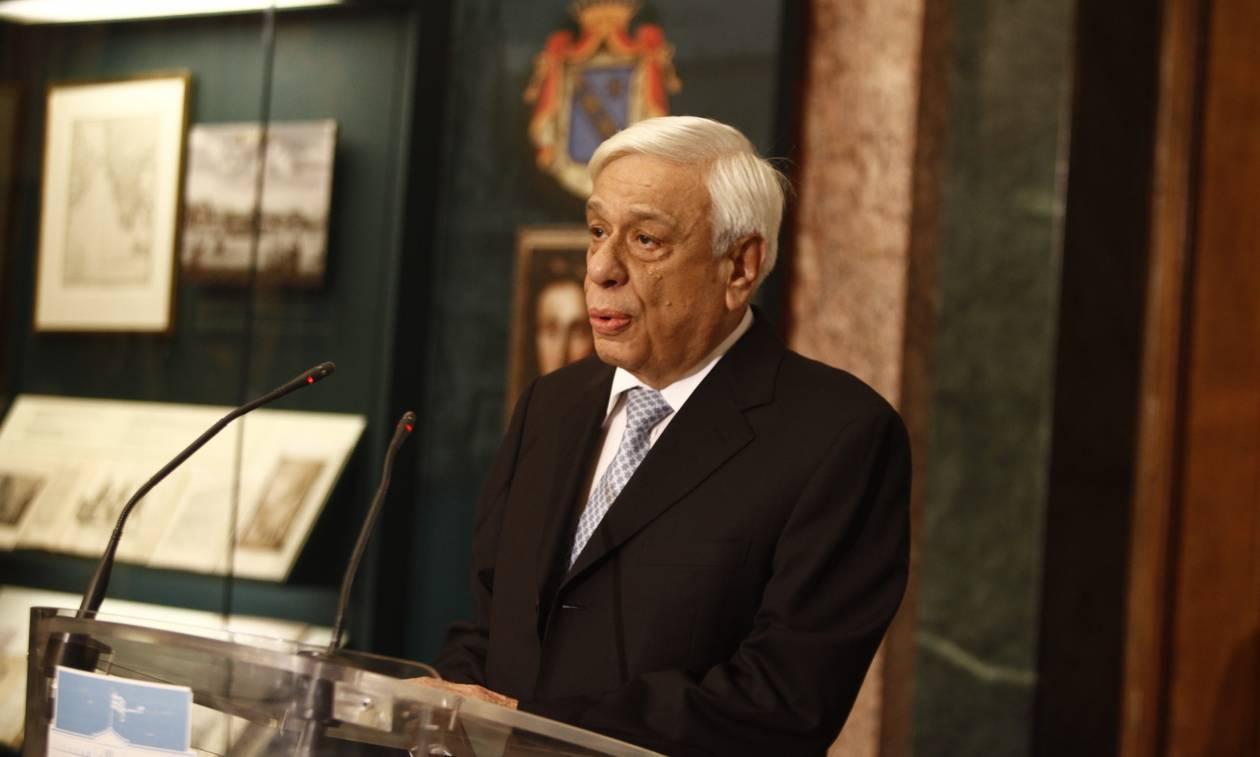Κωνσταντίνος Μητσοτάκης: Το συλλυπητήριο μήνυμα του Προκόπη Παυλόπουλου